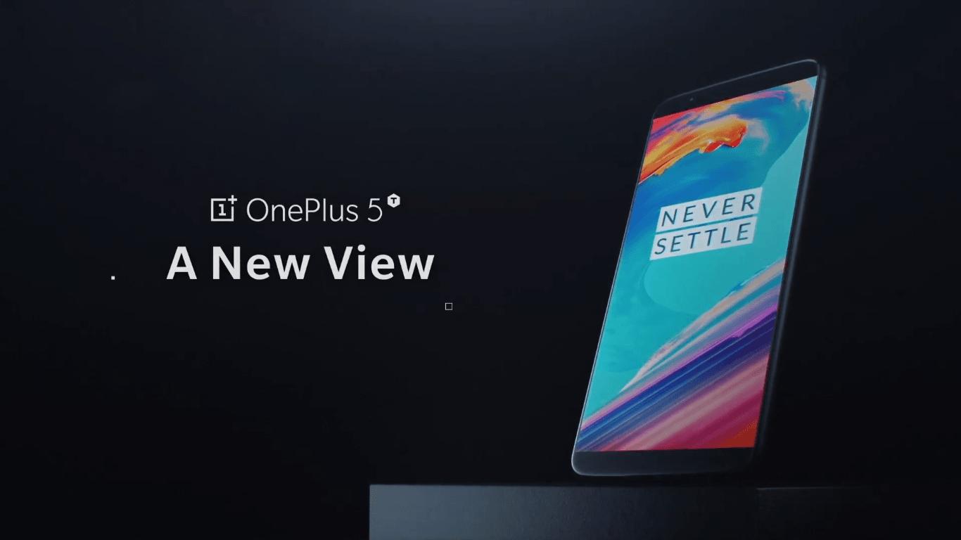 Premiera OnePlus 5T - nowy wyświetlacz, zmodyfikowany aparat i ta sama cena 28