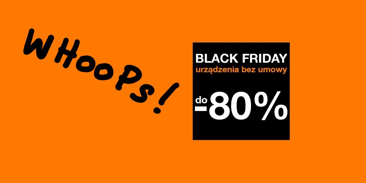 Tabletowo.pl Nie tak szybko z robieniem zakupów w sklepie Orange - są problemy z danymi kupujących GSM Promocje