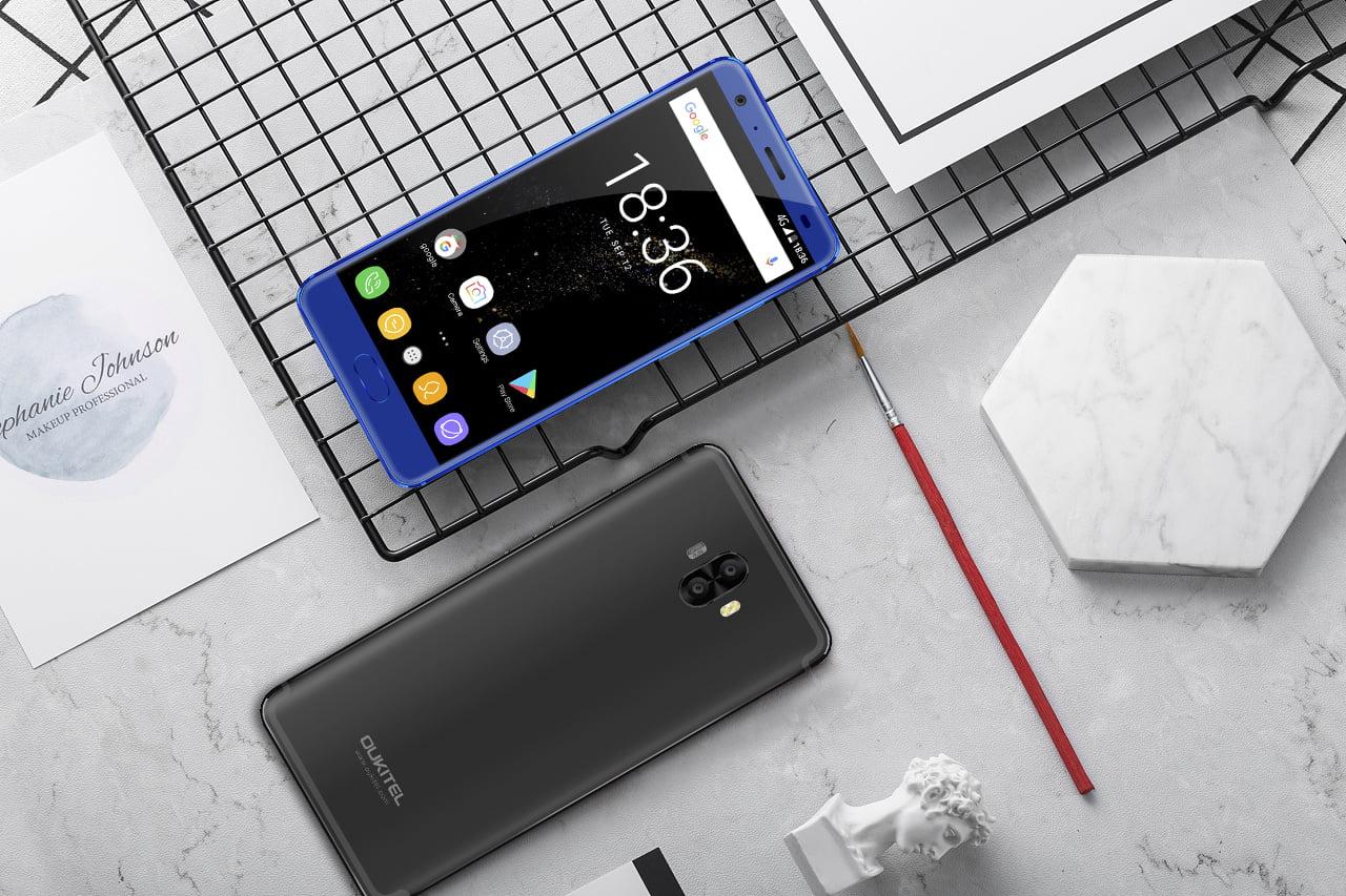 Tabletowo.pl Oukitel K8000 oficjalnie. Wkrótce ruszy przedsprzedaż. Znamy cenę Android Chińskie Nowości Smartfony