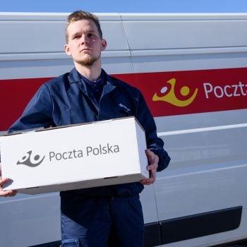 Poczta Polska kurier