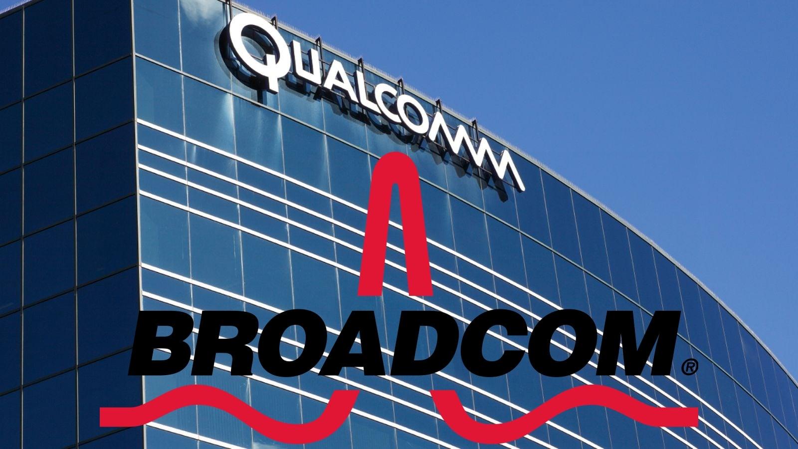 Tabletowo.pl Broadcom chce przejąć Qualcomma. Wykłada na stół 130 miliardów dolarów Qualcomm