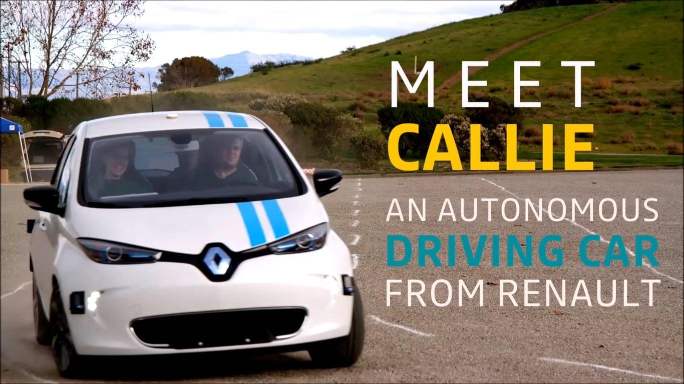 Autonomiczny samochód sprawny tak samo jak człowiek? Renault twierdzi, że da się to zrobić 27