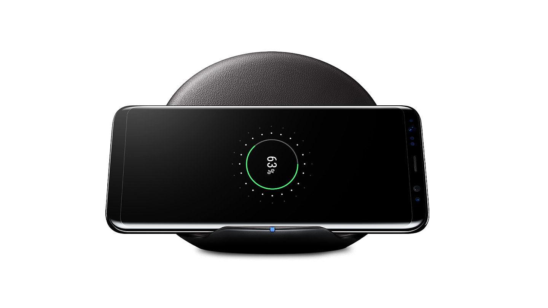 Promocja: kup Samsung Galaxy Note 8 i za złotówkę weź dedykowaną, składaną ładowarkę bezprzewodową 18