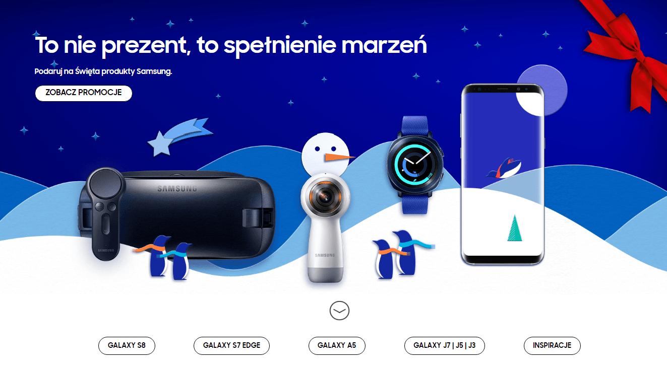 Kup jeden z tych smartfonów Samsunga, a dostaniesz zwrot nawet 400 złotych w gotówce 24