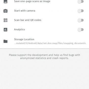 Tabletowo.pl Aplikacja tygodnia #9 - Scanbot Android Aplikacje Cykle iOS Recenzje Aplikacji/Gier