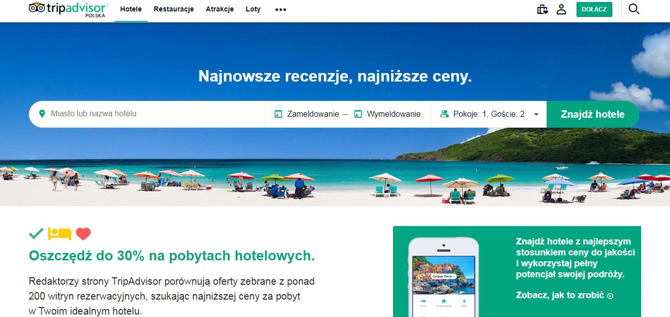Tabletowo.pl TripAdvisor poinformuje, w których hotelach doszło w przeszłości do incydentów Nowości
