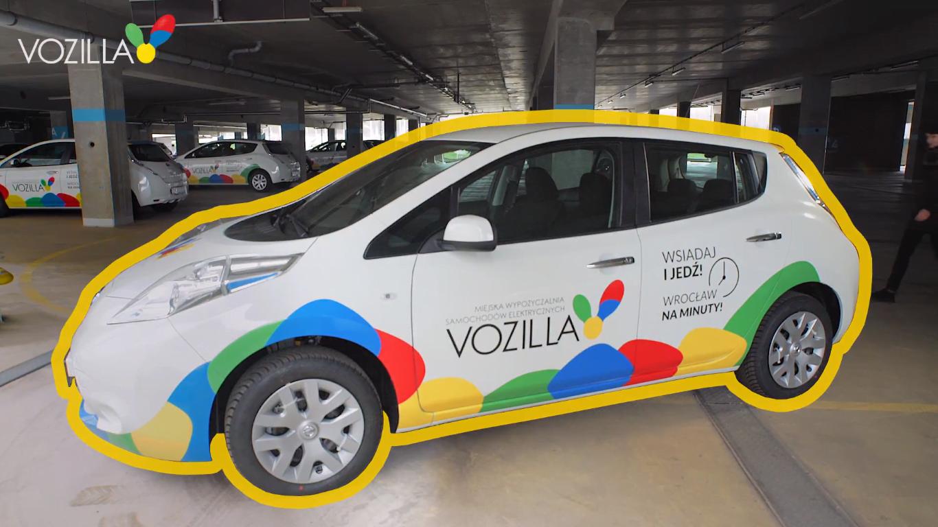 Tabletowo.pl VOZILLA już działa, ale korzystanie z jej usług może skutkować... mandatem Moto