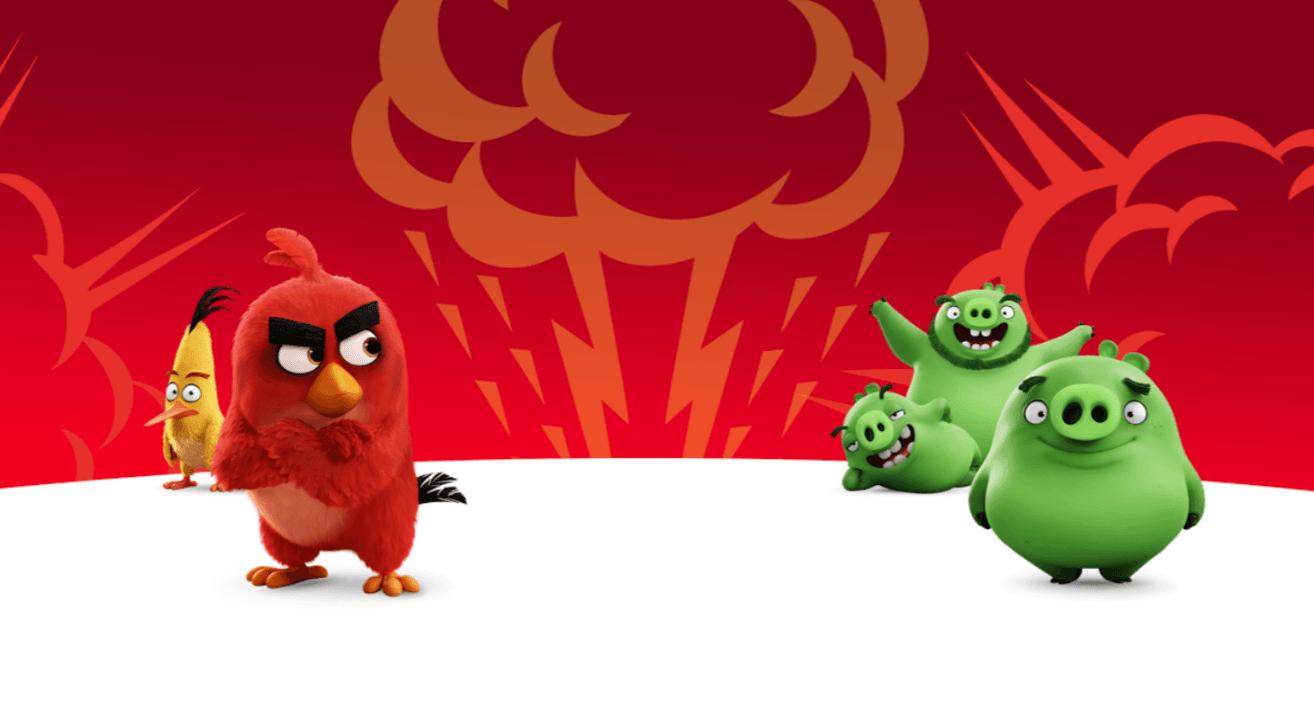 Tabletowo.pl Twórcom Angry Birds idzie całkiem nieźle, ale co z tego, skoro akcje firmy lecą na łeb na szyję Gry Raporty/Statystyki