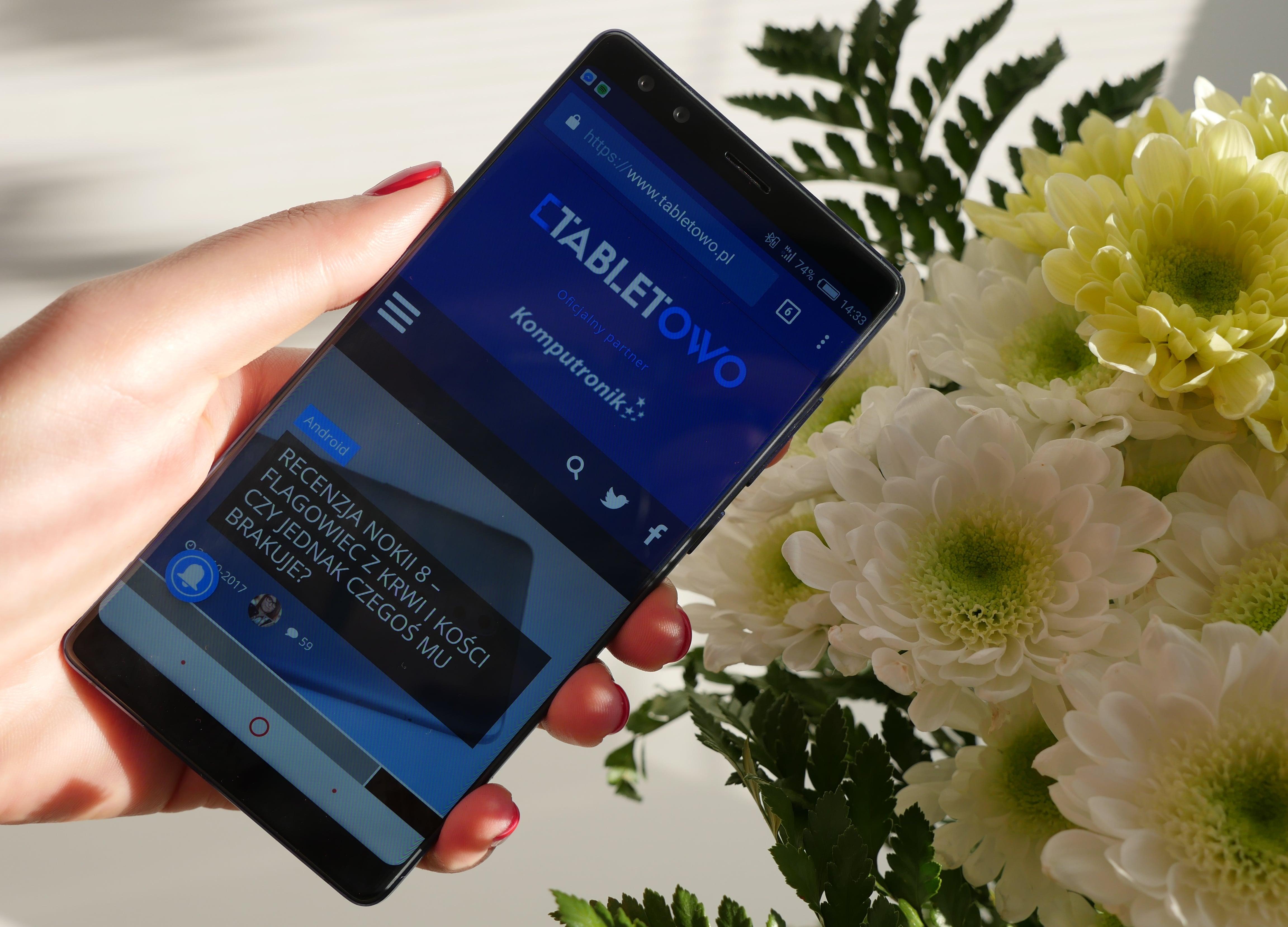 Tabletowo.pl Recenzja Archosa Diamond Omega - sprzętowo super, softowo dużo gorzej Android Archos Recenzje Smartfony