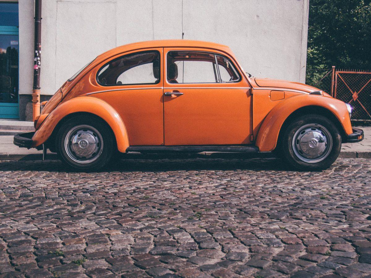 """Tabletowo.pl Volkswagen sięga do korzeni. Pojawi się elektryczny """"Garbus""""? Moto"""