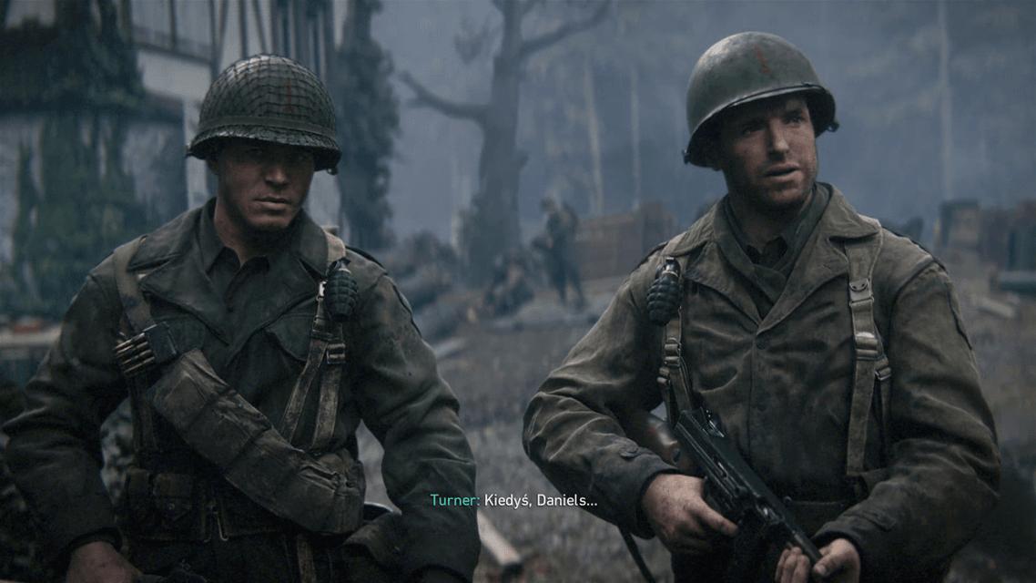 Tabletowo.pl Call of Duty WWII - recenzja Recenzje