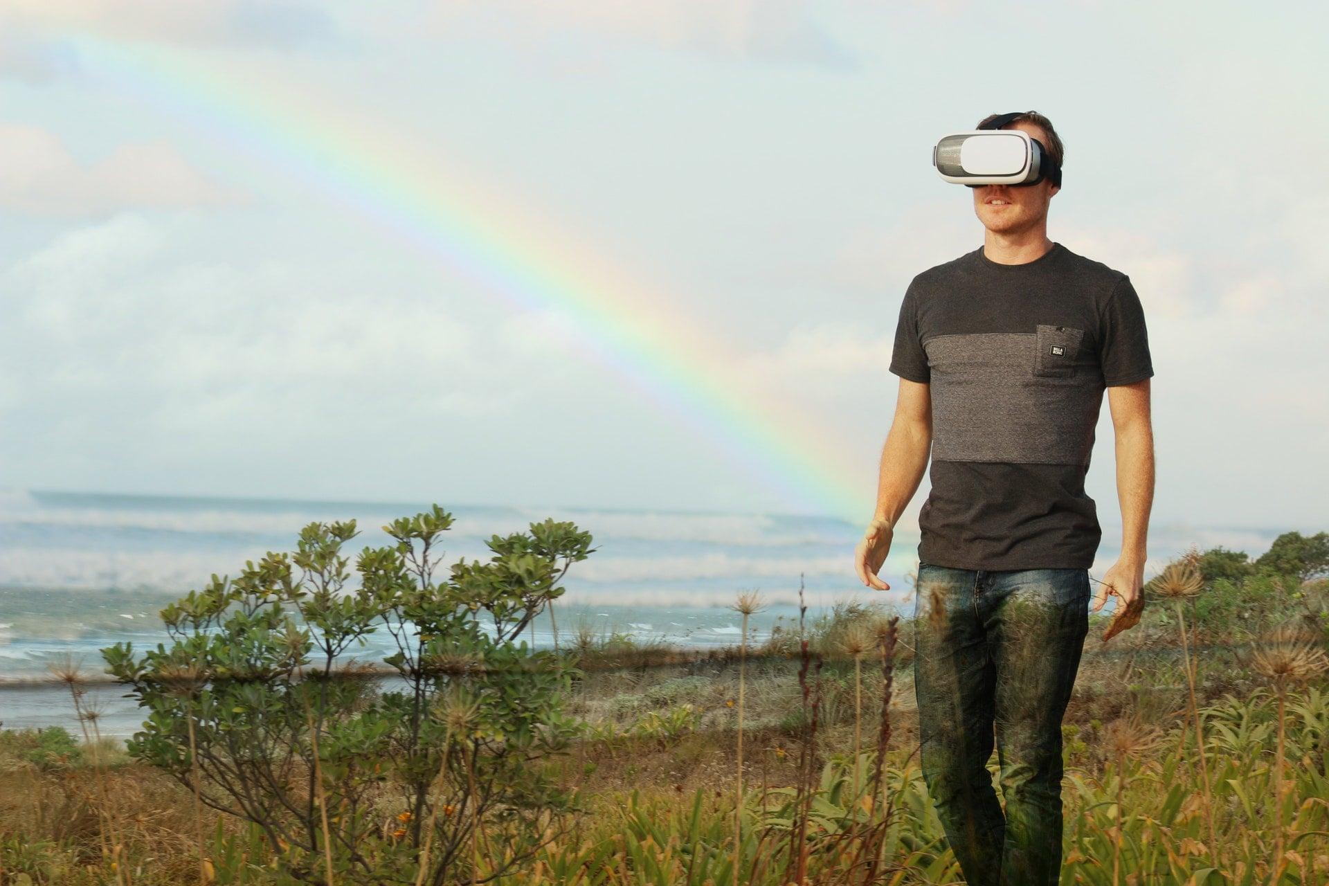 Po raz pierwszy w jednym kwartale sprzedano ponad milion gogli wirtualnej rzeczywistości 24