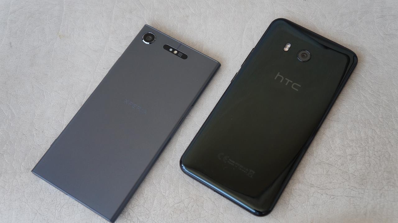 """HTC U11 czy Sony Xperia XZ1? Porównanie dwóch """"tradycyjnych"""" smartfonów z najwyższej półki 26"""