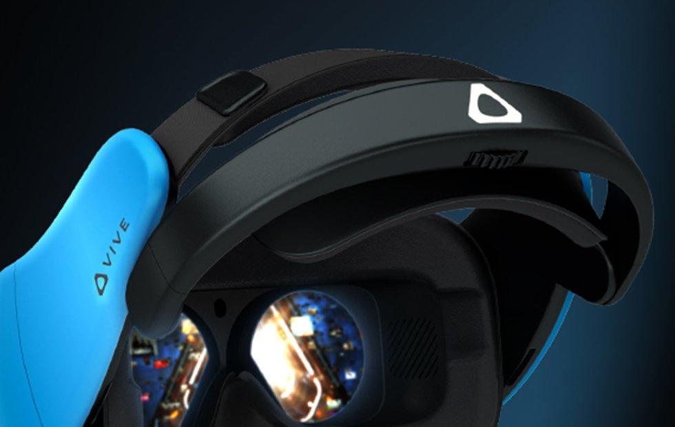 HTC prezentuje zestaw Vive Focus - gogle VR bez kabli. I rezygnuje ze sprzętu dla Google Daydream 25