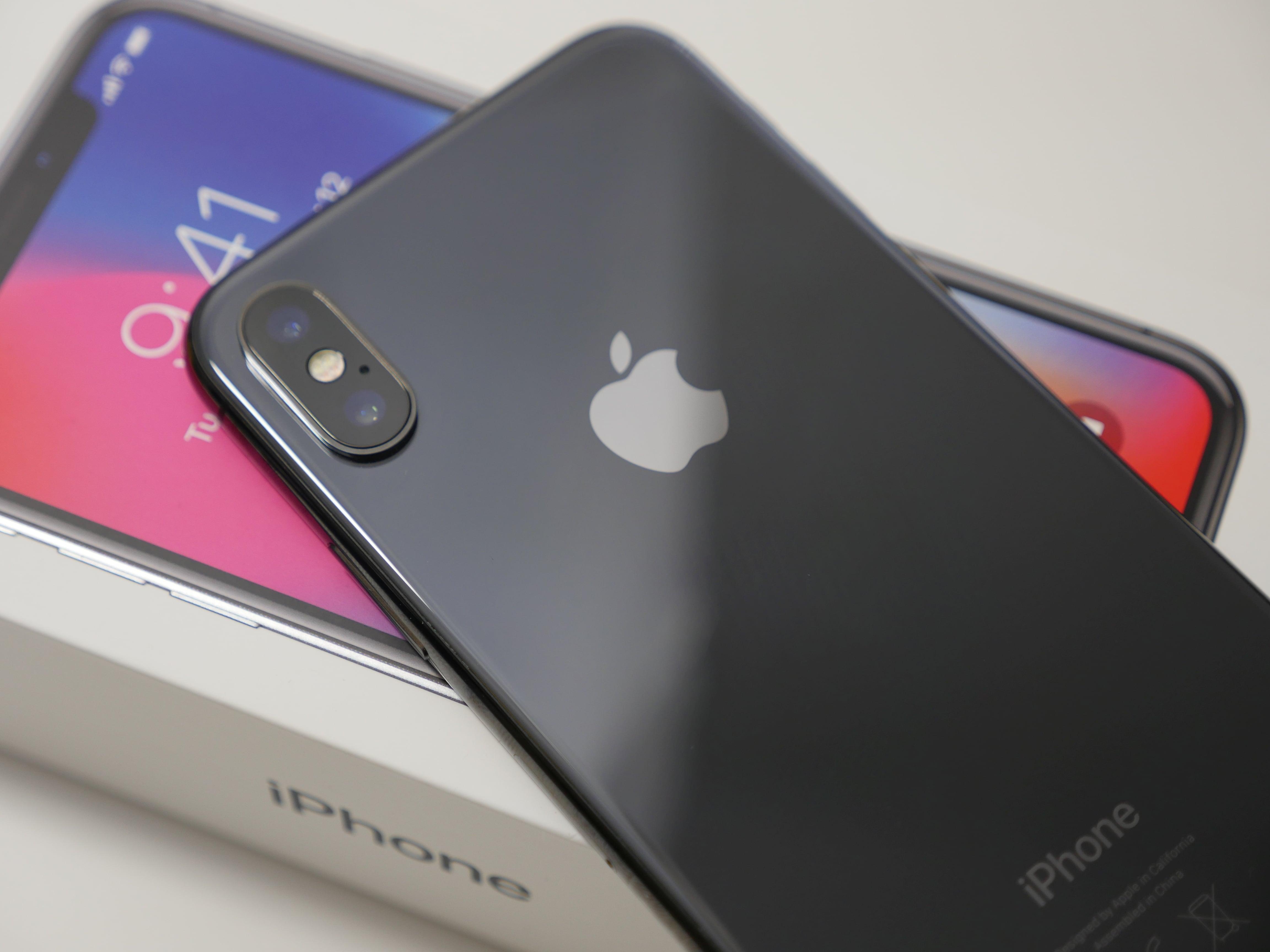 """Recenzja iPhone'a X - chyba spłynęło na mnie trochę """"emejzingu"""" 16"""