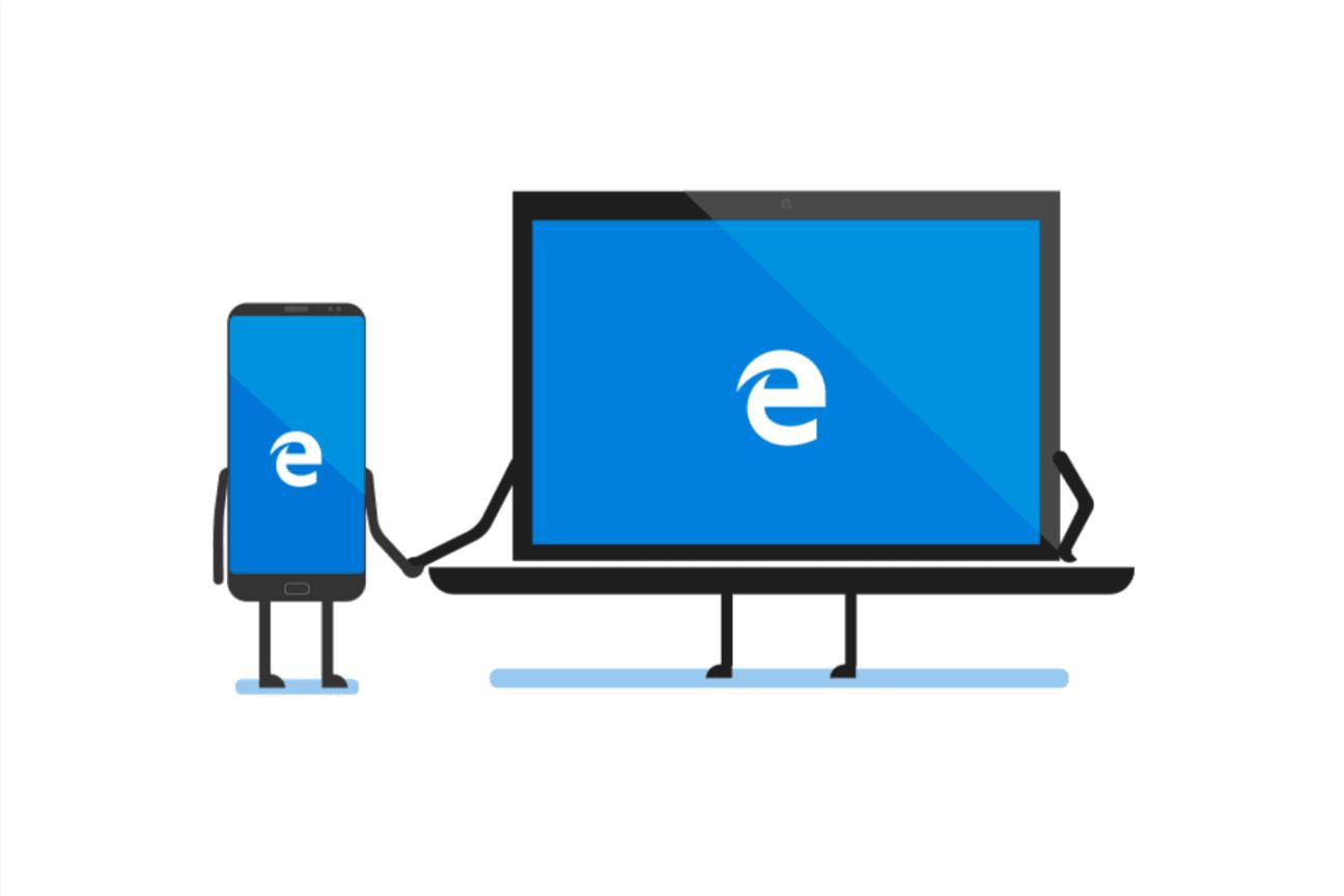 Tabletowo.pl Microsoft Edge oficjalnie wylądował na iOS. Szkoda, że bez pełnego wsparcia dla iPhone'a X i iPada Aktualizacje Aplikacje iOS