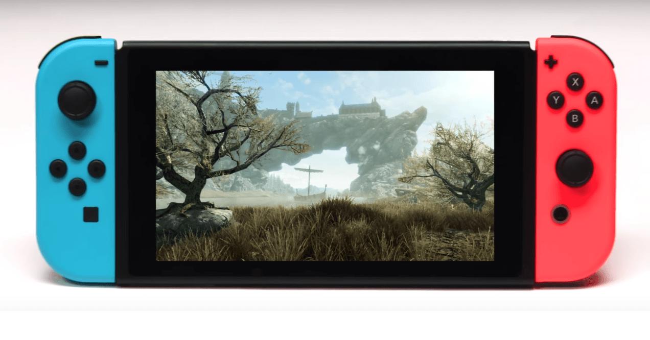 Tabletowo.pl Fus Ro Dah! Skyrim od dziś na Nintendo Switch oraz PlayStation VR Gry