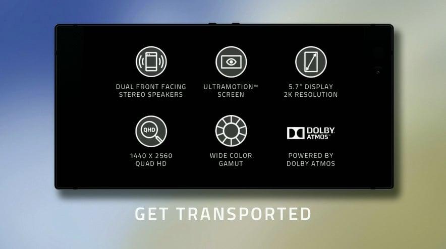 Tabletowo.pl Razer Phone - smartfon dla graczy i... tylko dla nich? A może nie? Android Smartfony