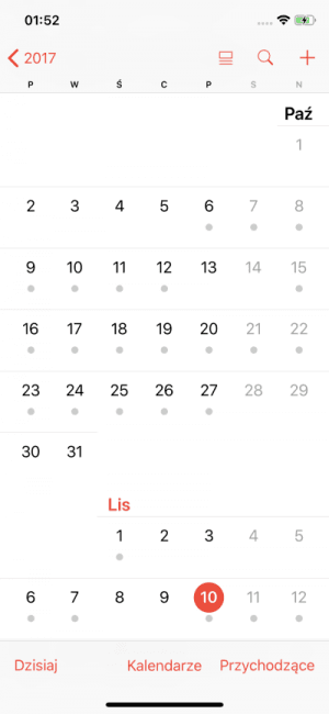 """Recenzja iPhone'a X - chyba spłynęło na mnie trochę """"emejzingu"""" 51"""