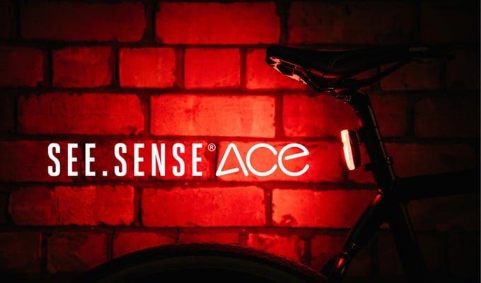 Nawet do świateł rowerowych pakują sztuczną inteligencję. Oto See Sense ACE 18