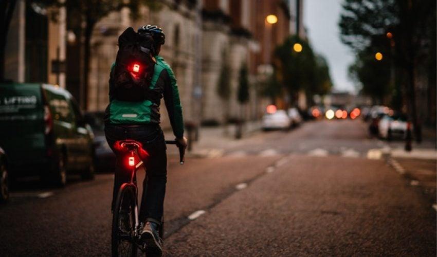 Tabletowo.pl Nawet do świateł rowerowych pakują sztuczną inteligencję. Oto See Sense ACE Akcesoria Sprzęt