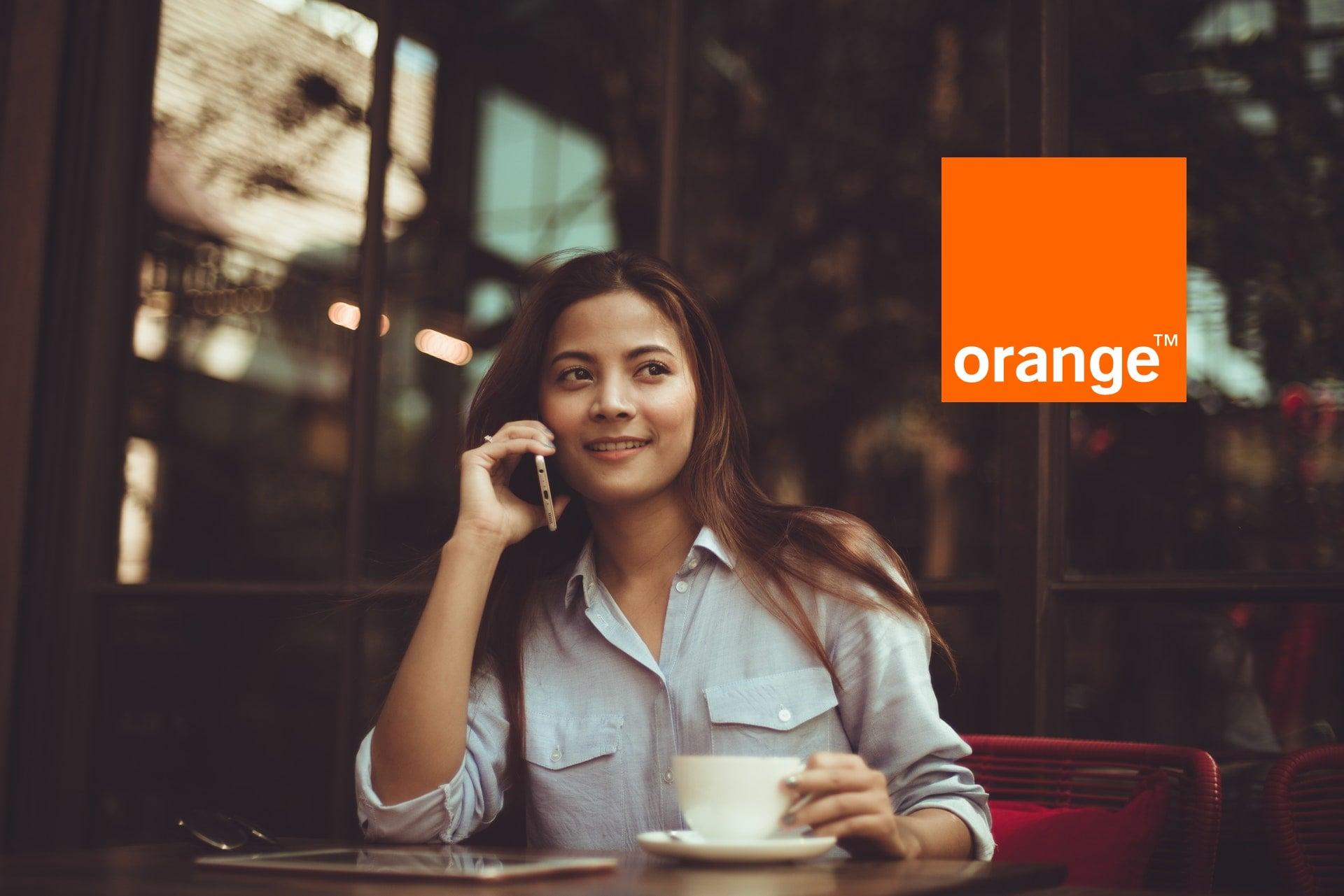 Nie było twojego wymarzonego smartfona w salonie Orange? Będziesz mógł zamówić go do domu