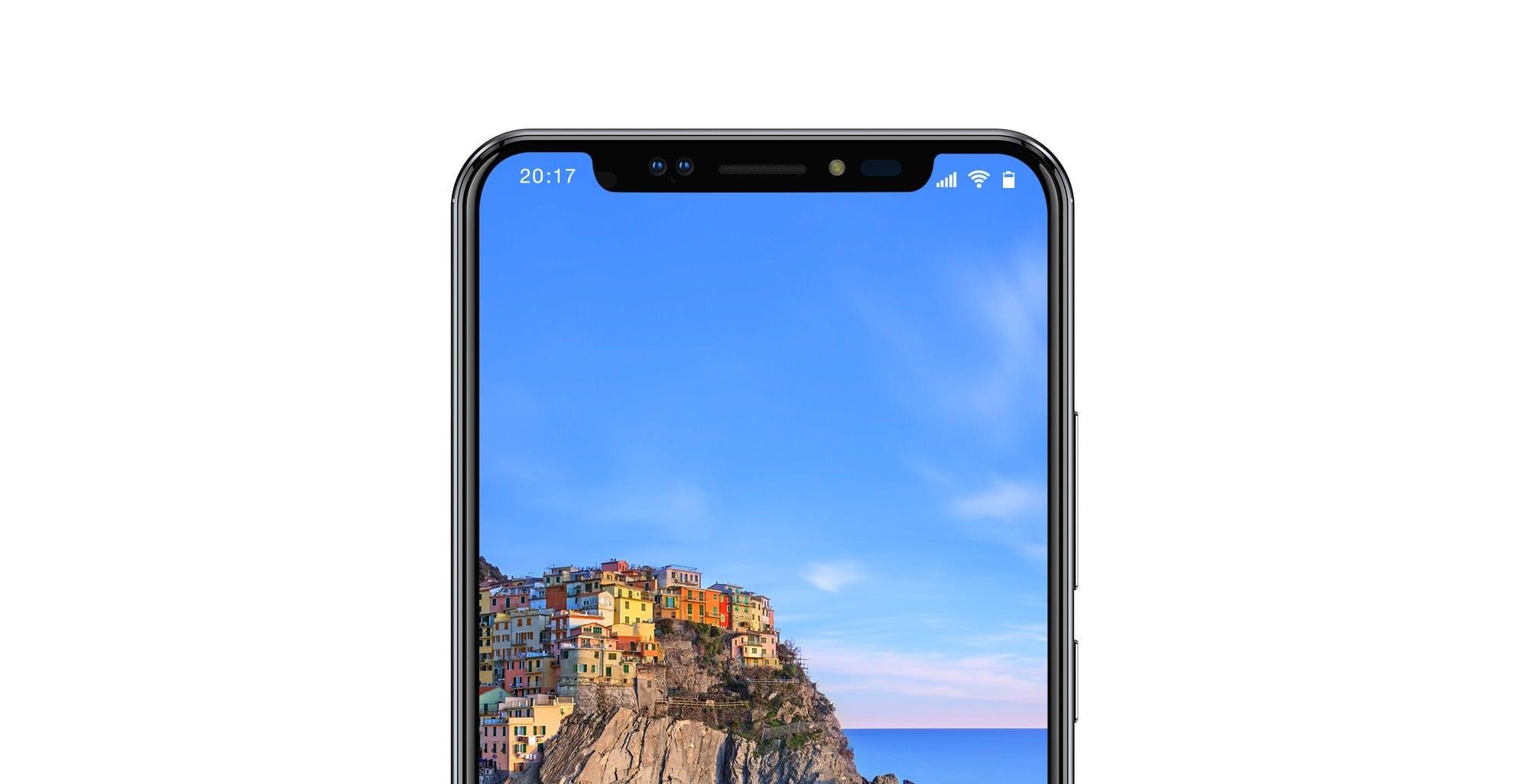 Tabletowo.pl Nawet Ulefone zrobi smartfona wyglądającego jak iPhone X Chińskie