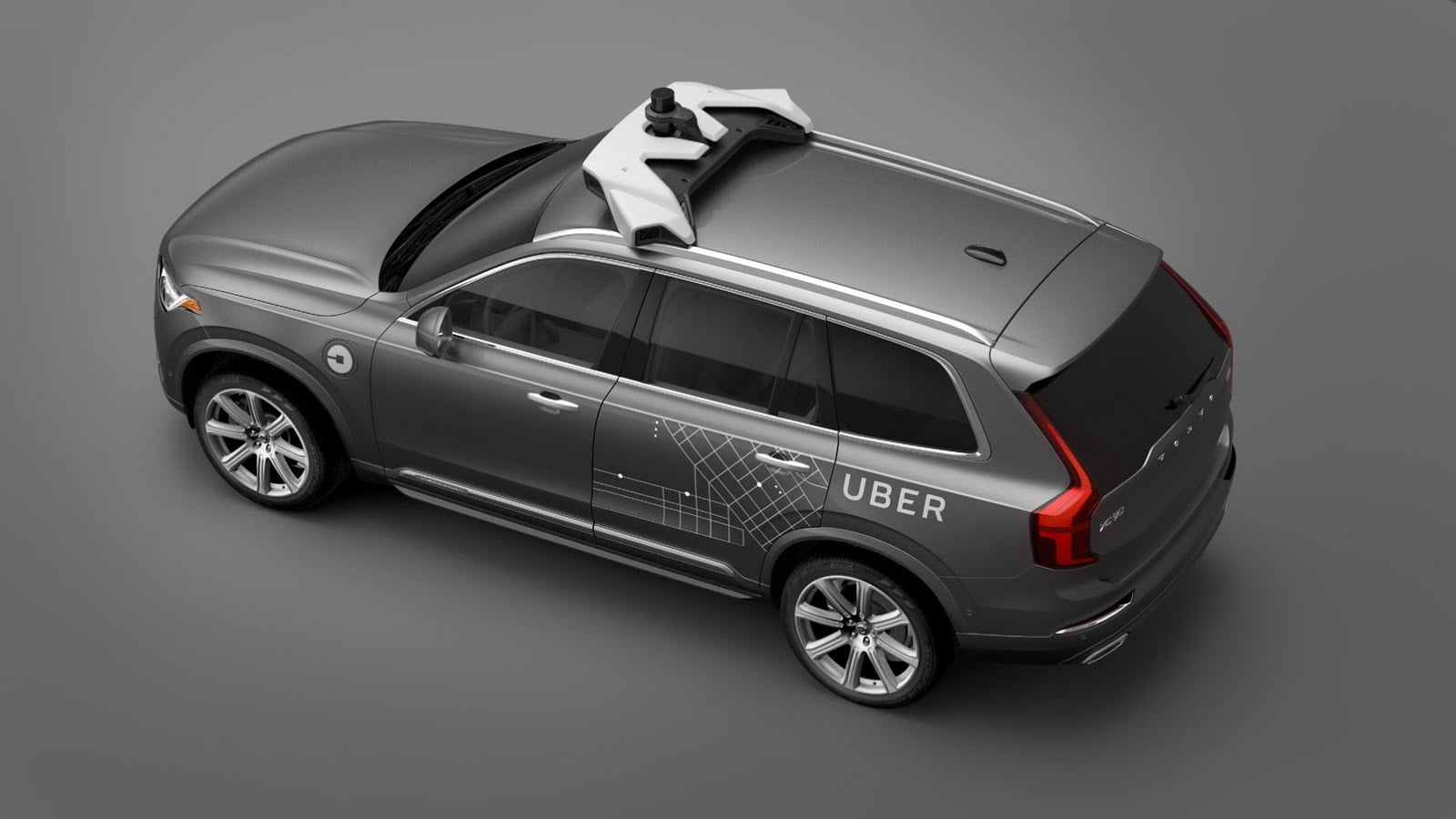 Tabletowo.pl Uber jeszcze w tym roku chce pokazać drugą generację swoich autonomicznych samochodów Moto Sztuczna Inteligencja