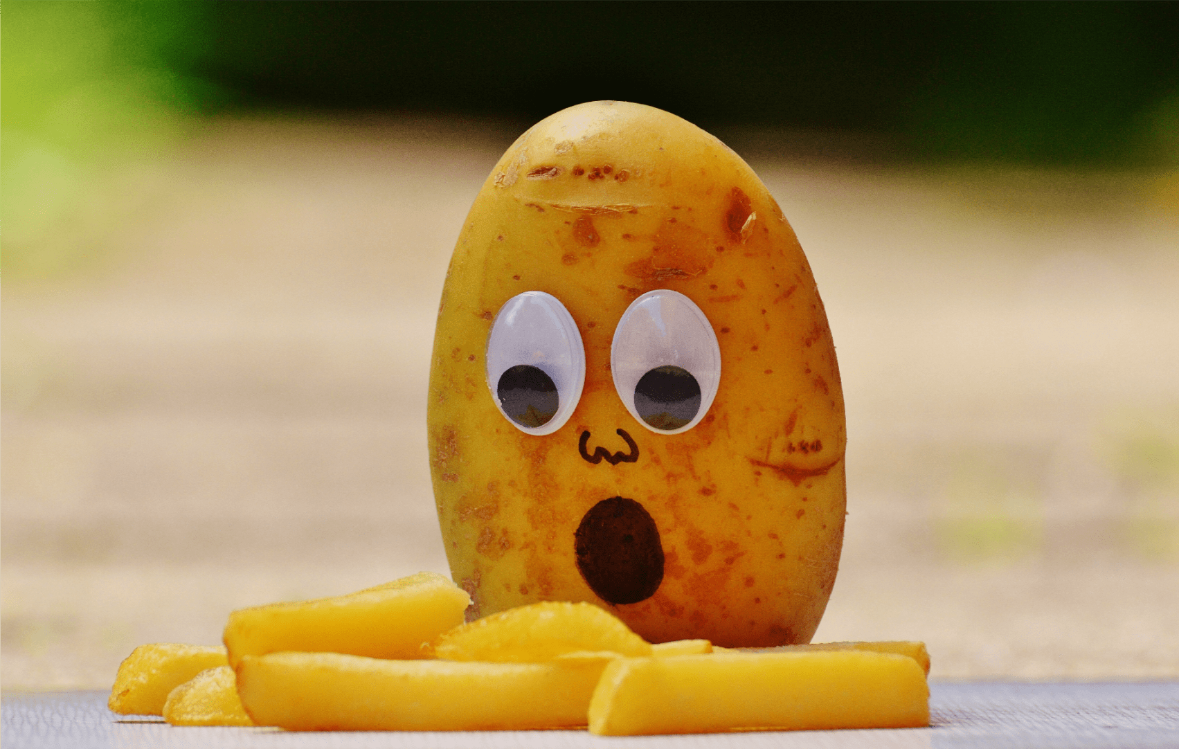 Tabletowo.pl Ta kobieta z okazji Czarnego Piątku dostała ziemniaki zamiast iPhone'a Ciekawostki Humor