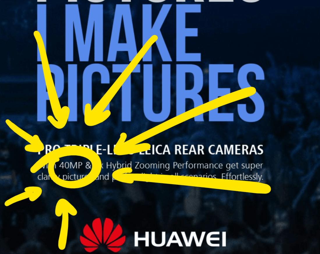 Tabletowo.pl Aparat 40 megapikseli w smartfonie. To nie powrót Nokii 808 Pure View, taki będzie Huawei P11 Huawei Nowości Plotki / Przecieki Smartfony
