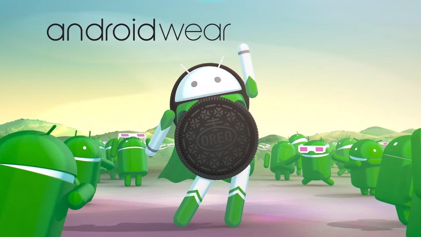 Tabletowo.pl Google udostępniło aktualizację do Androida 8.0 Oreo dla smartwatchy z Android Wear Aktualizacje Android Google Wearable