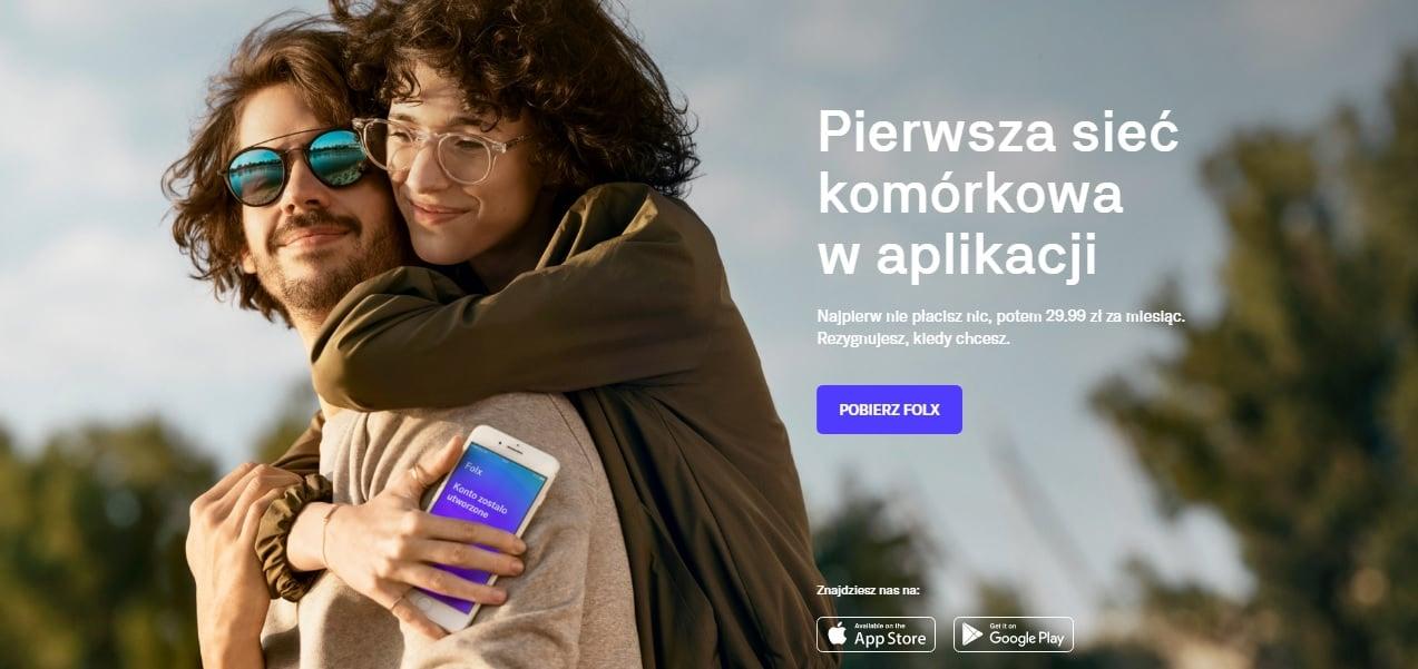 Tabletowo.pl Poznajcie Folx - pierwszą w Polsce sieć komórkową w aplikacji Aplikacje GSM Nowości