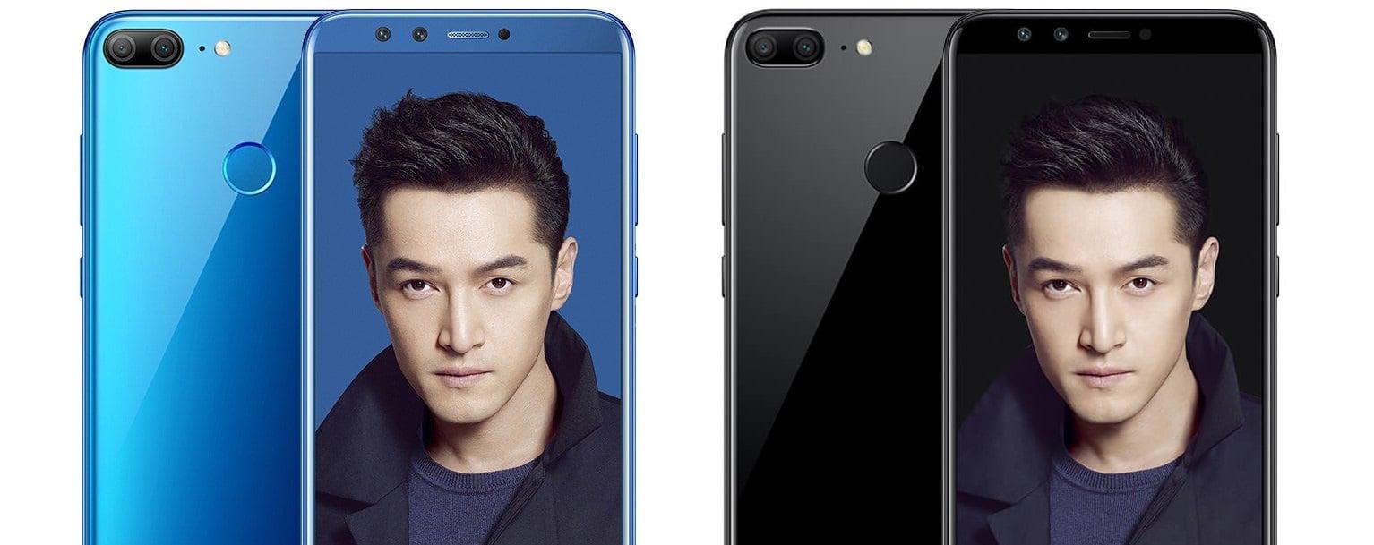 Dwie kamery z przodu, dwie z tyłu i Android Oreo - oto Honor 9 Lite 16