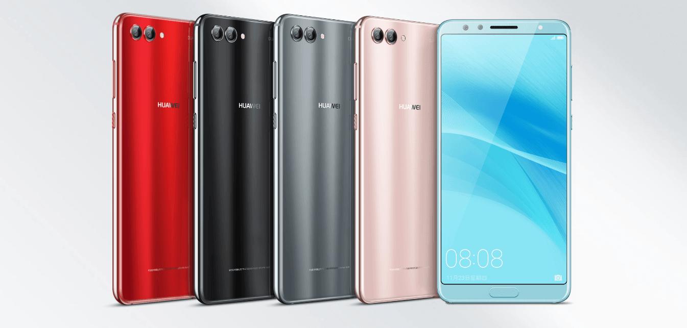 Tabletowo.pl Zadebiutował Huawei Nova 2S. To najmocniejszy średniak w ofercie, niemalże flagowiec Android Huawei Nowości Smartfony