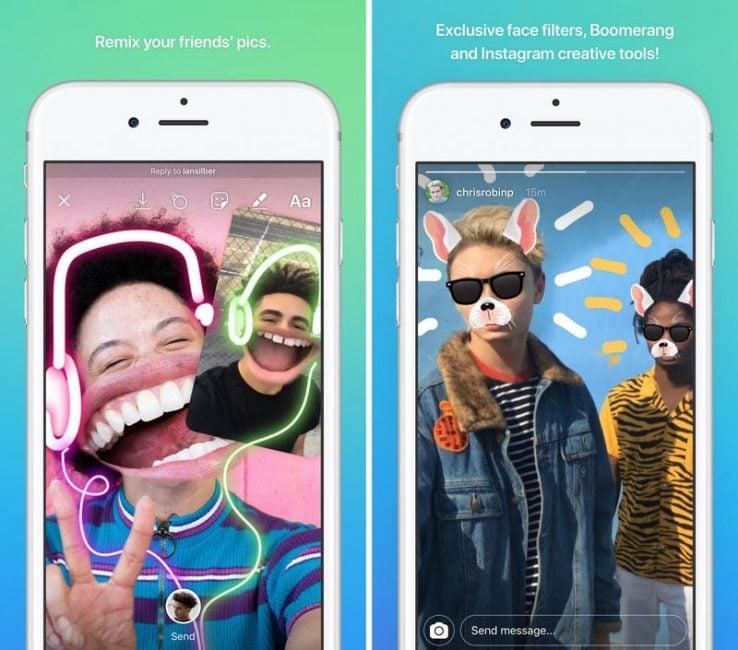 Tabletowo.pl Historia z Messengerem powtórzona. Instagram oddziela czat od portalu Aplikacje Nowości Social Media