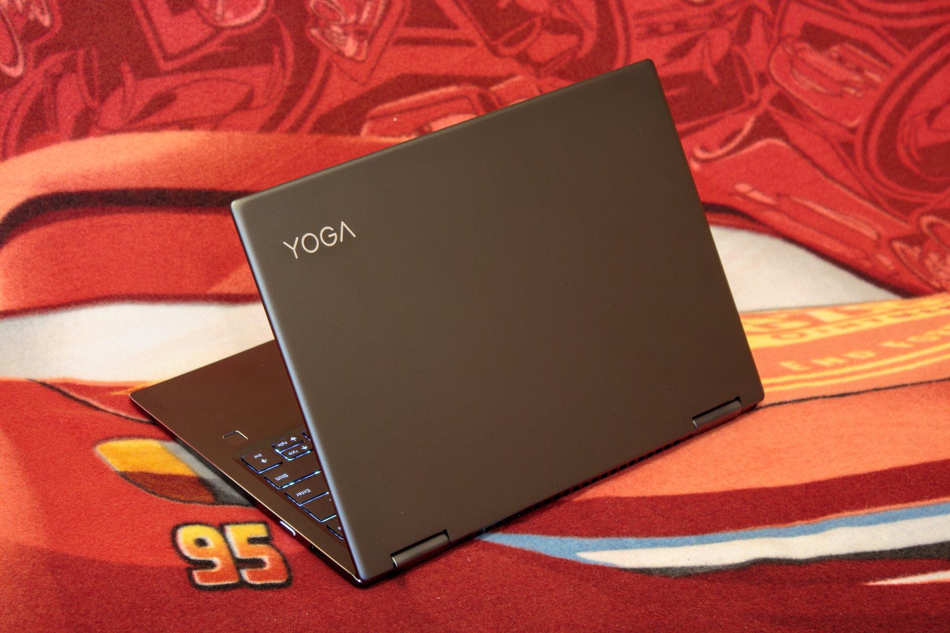 Recenzja Lenovo Yoga 720-13IKB - mały, ale wariat 18