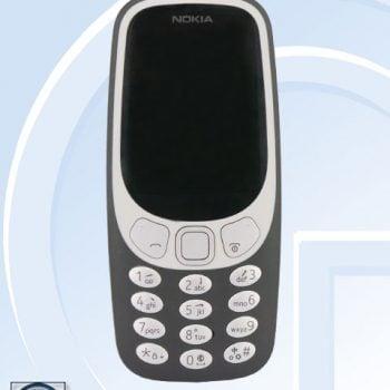 Nokia 3310 wkrótce w nowej wersji - z obsługą łączności LTE i systemem YunOS 20