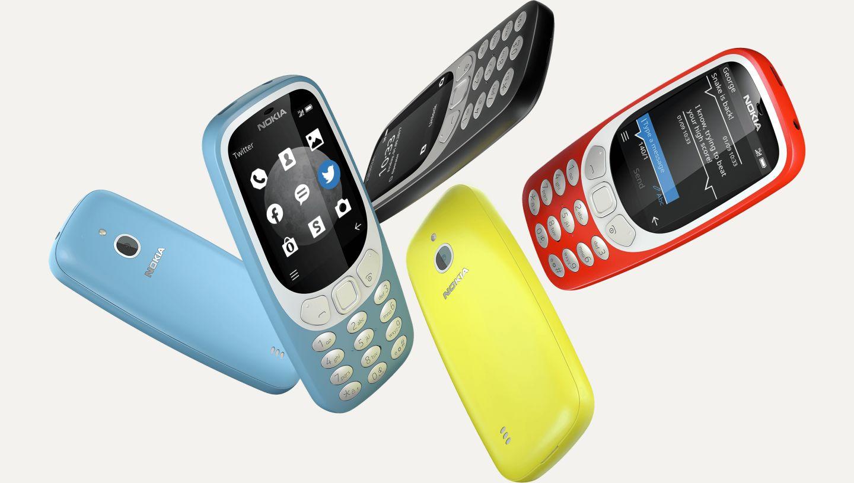 Nokia 3310 wkrótce w nowej wersji - z obsługą łączności LTE i systemem YunOS 17