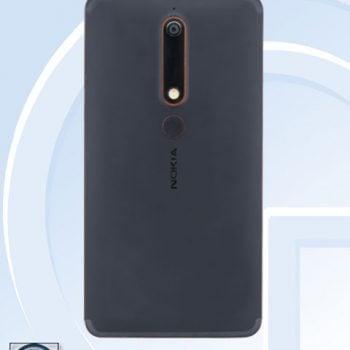 Tabletowo.pl Tak będzie wyglądać Nokia 6 2018. Nie ma rewolucji Android Nokia Smartfony