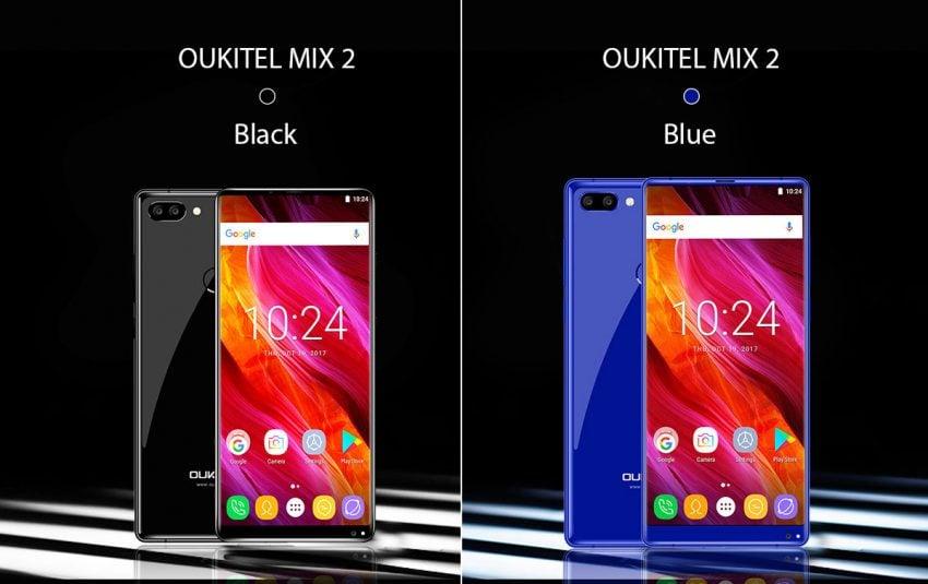 Tabletowo.pl Osiem rzeczy w Oukitelu MIX 2, na które nie zwrócisz uwagi, bo najważniejsza jest szalenie niska cena Chińskie Smartfony