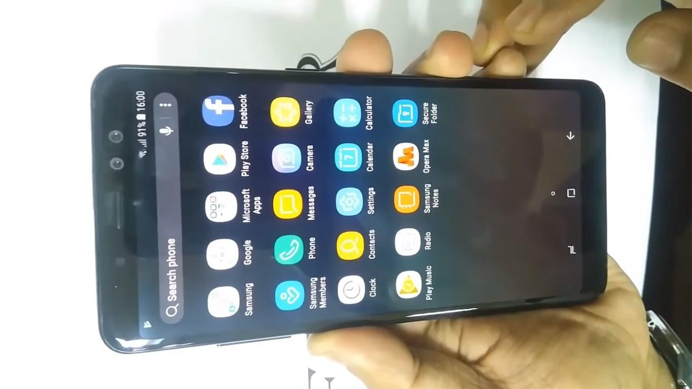 Tabletowo.pl Specyfikacja Galaxy A8+ 2018 potwierdzona. Będą trzy konfiguracje. Ciekawe, która trafi do Polski Android Plotki / Przecieki Samsung Smartfony