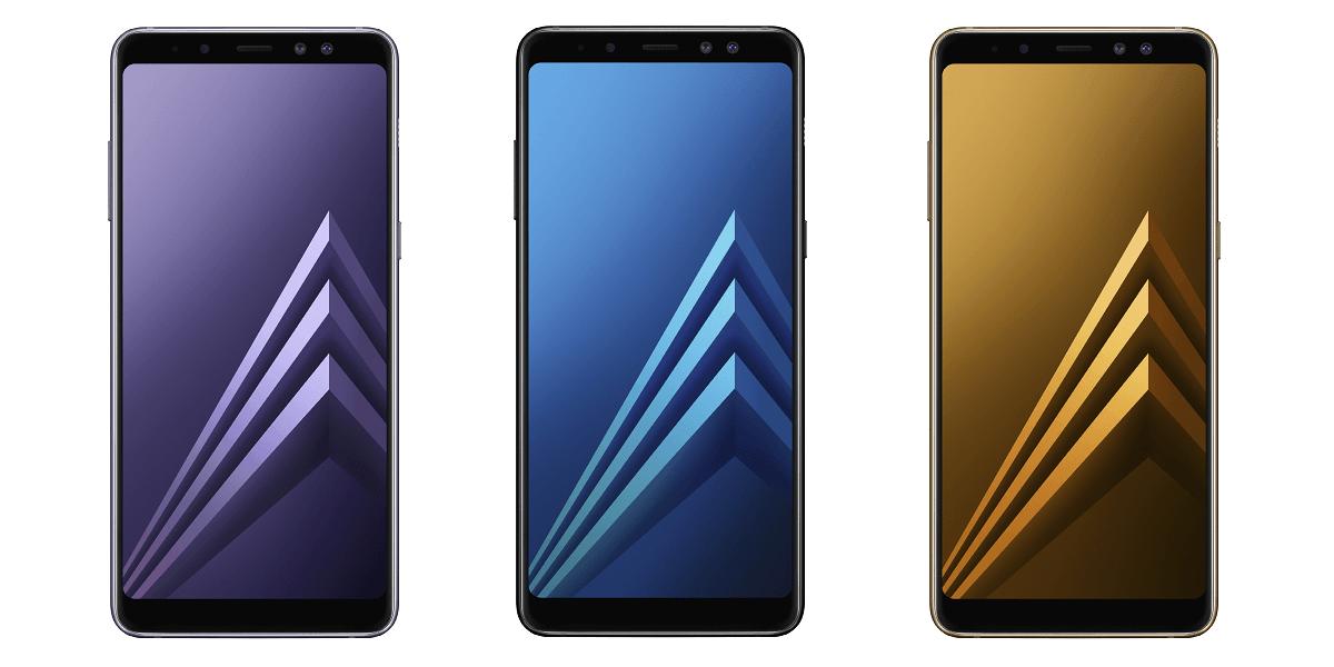 Tabletowo.pl Ruszyła przedsprzedaż Samsunga Galaxy A8 2018. Jest fajny gratis dla zamawiających Android Samsung Smartfony
