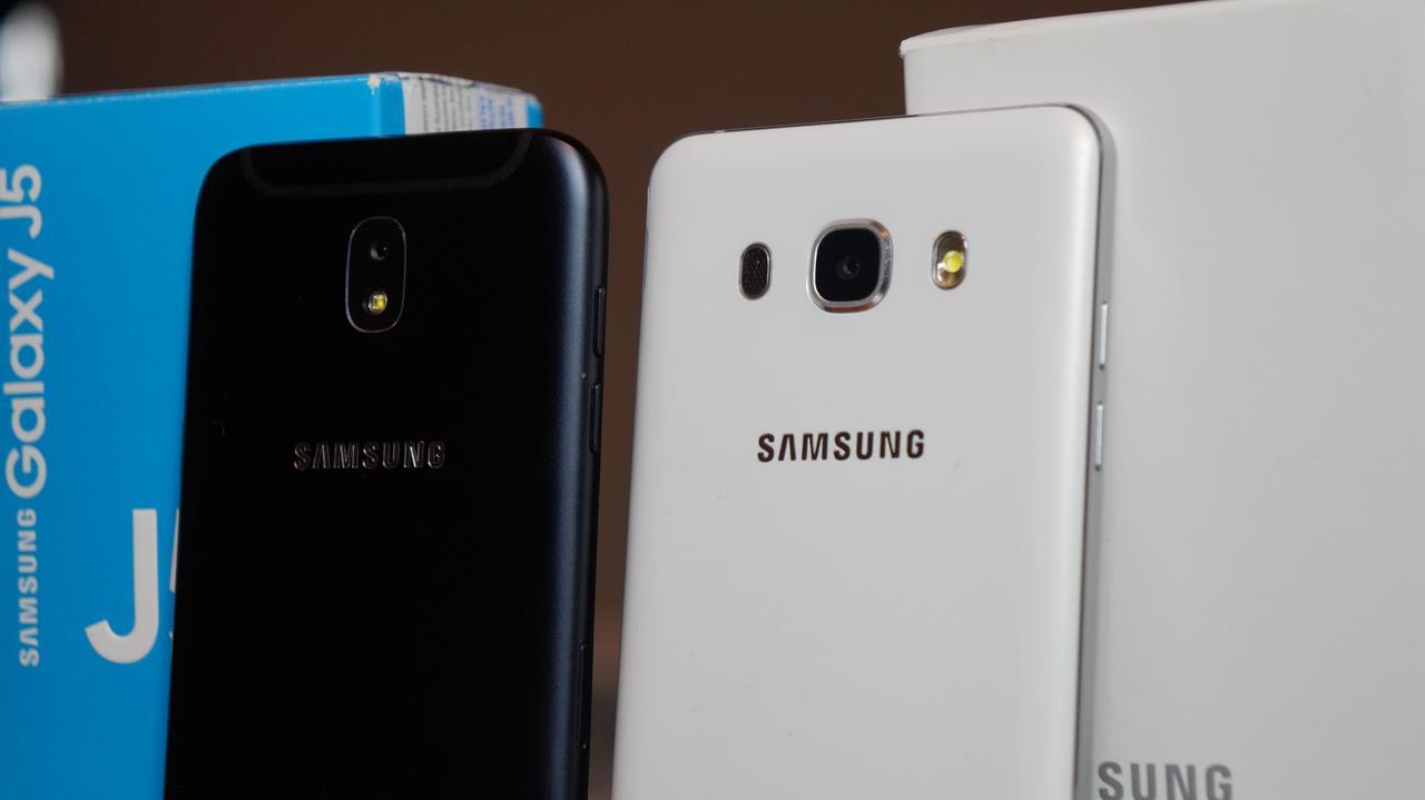 Porównanie Samsunga Galaxy J5 2016 oraz Galaxy J5 2017. Jakie są różnice między generacjami? 22