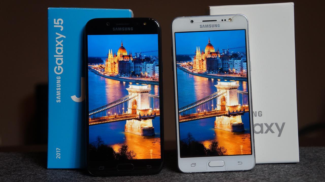 Porównanie Samsunga Galaxy J5 2016 oraz Galaxy J5 2017. Jakie są różnice między generacjami? 23
