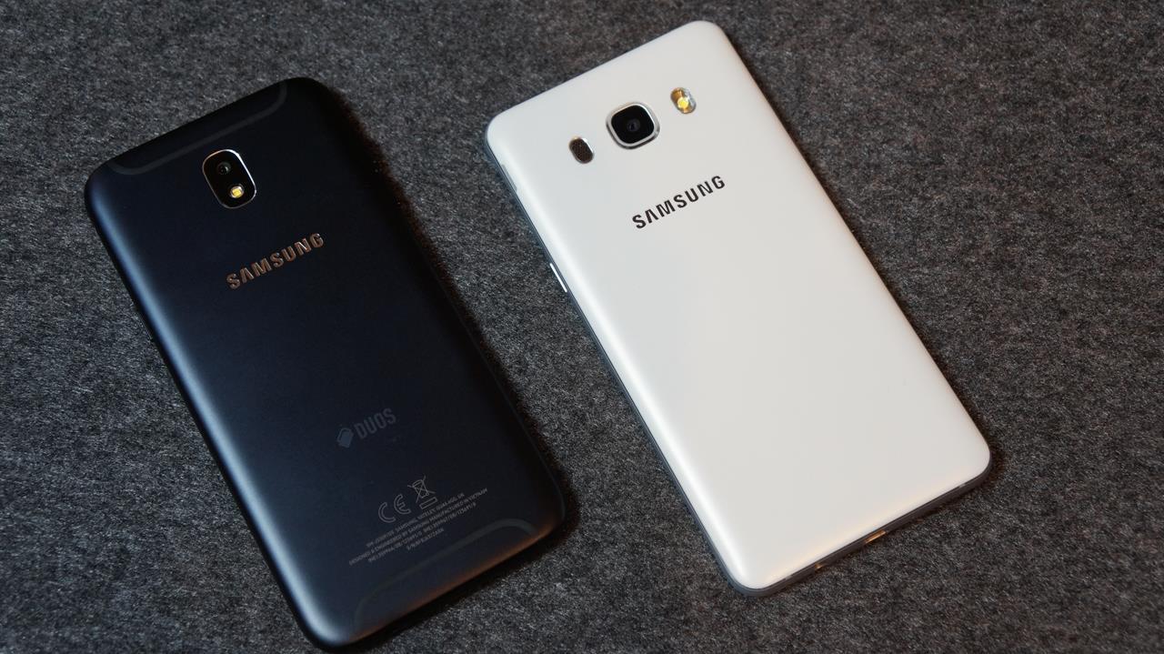 Porównanie Samsunga Galaxy J5 2016 oraz Galaxy J5 2017. Jakie są różnice między generacjami? 112