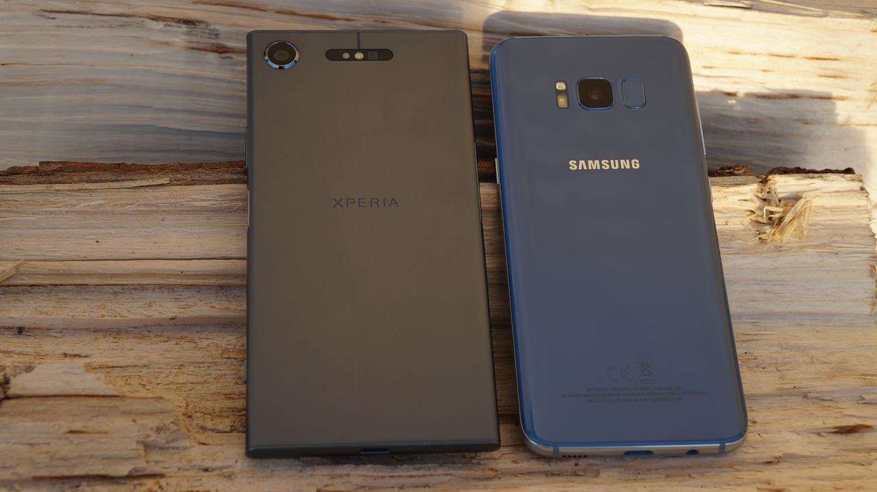 Porównanie: Samsung Galaxy S8 vs Sony Xperia XZ1, czyli kolejne zderzenie klasycznego i nowoczesnego podejścia do smartfona 23