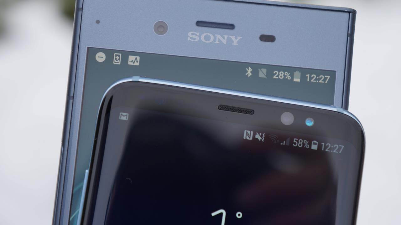 Porównanie: Samsung Galaxy S8 vs Sony Xperia XZ1, czyli kolejne zderzenie klasycznego i nowoczesnego podejścia do smartfona 25