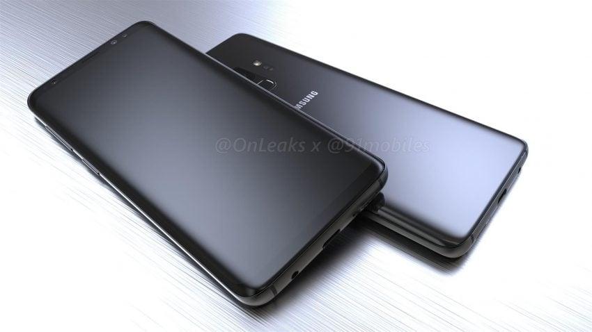 Tabletowo.pl Większe baterie w Samsungach Galaxy S9 i S9+? Nic z tego Plotki / Przecieki Samsung Smartfony