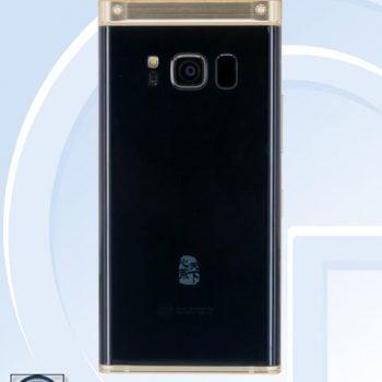 Tabletowo.pl Samsung W2018 oficjalnie. To pierwszy smartfon z aparatem z f/1.5 i to w dodatku z klapką Android Nowości Samsung Smartfony