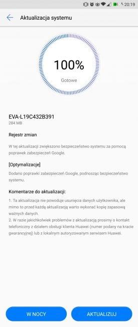 Tabletowo.pl Huawei się stara - P9 z nowymi poprawkami zabezpieczeń Aktualizacje Android Huawei Smartfony